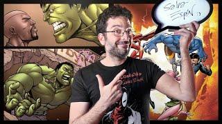 ¡Brutal! Entrevista al dibujante de Marvel, SALVA ESPÍN. #Deadpool