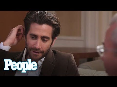 Jake Gyllenhaal Dish About His Crush on Jennifer Aniston | The Jess Cagle Interview | PEOPLE HD