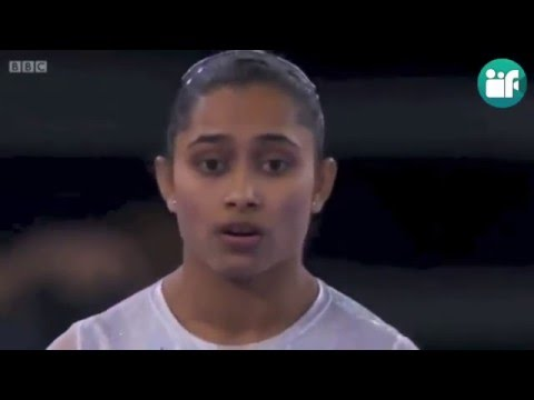 Dipa Karmakar: The First Ever Indian Female Gymnast to Qualify for Olympics - 2016 Rio Olympics