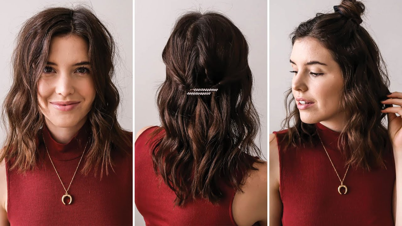 Long Bob Hairstyles for Fine and Thin Hair   by Erin Elizabeth