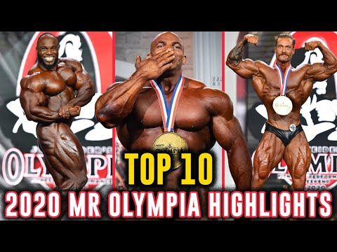 Top 10 Highlights & Surprises of the 2020 Mr Olympia | Where does Big Ramy's Win Rank?