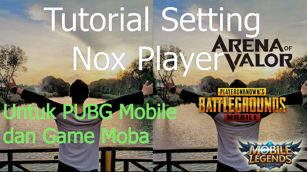 How to Setting Nox player for PUBG Mobile 2019