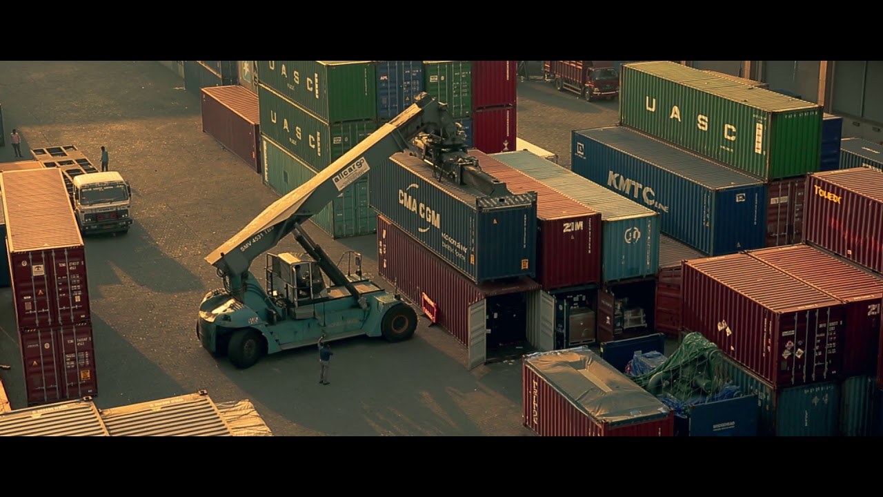 AllCargo Logistics Ltd, Avvashya Cci Logistics, NVOCC Nhava