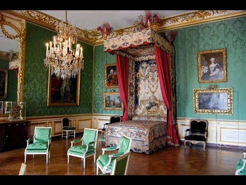 Rooms of Palace of Versailles, Parise, France from Travel with Iva Jasperson