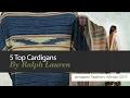5 Top Cardigans By Ralph Lauren Amazon Fashion, Winter 2017