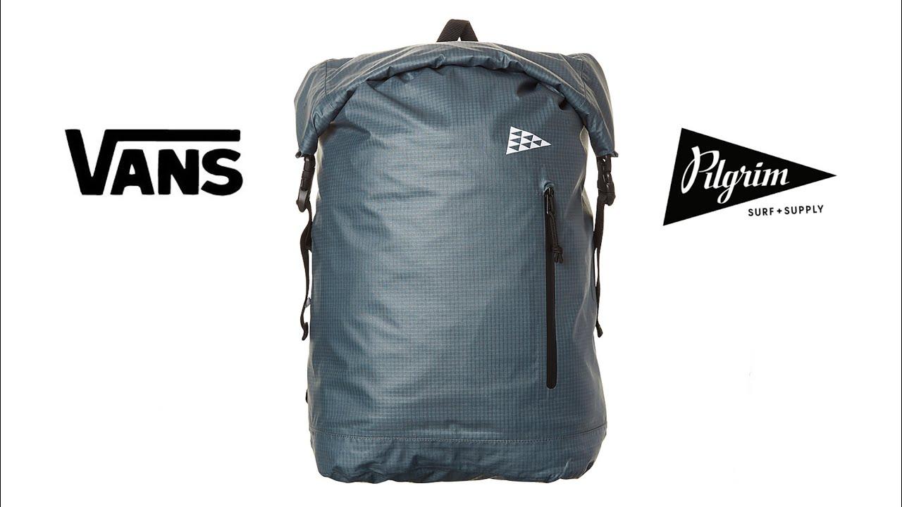 Product Review  Vans x Pilgrim Surf + Supply Backpack (Dark Slate ... 32e9ed1356087