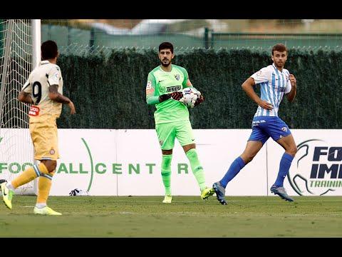 Espanyol Malaga Goals And Highlights