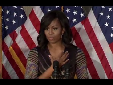 Download Michelle Obama Celebrates Female Veterans | 'Tell Your Story'