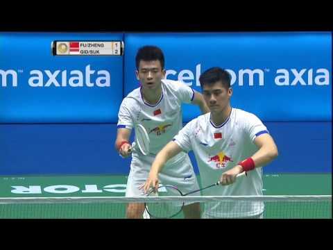Celcom Axiata Malaysia Open 2017 | Badminton F M5-MD | Fu/Zheng vs Gid/Suk