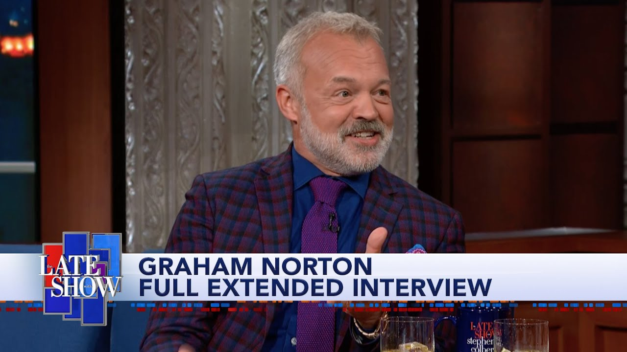 Graham Norton breaks down what the hell is happening in the