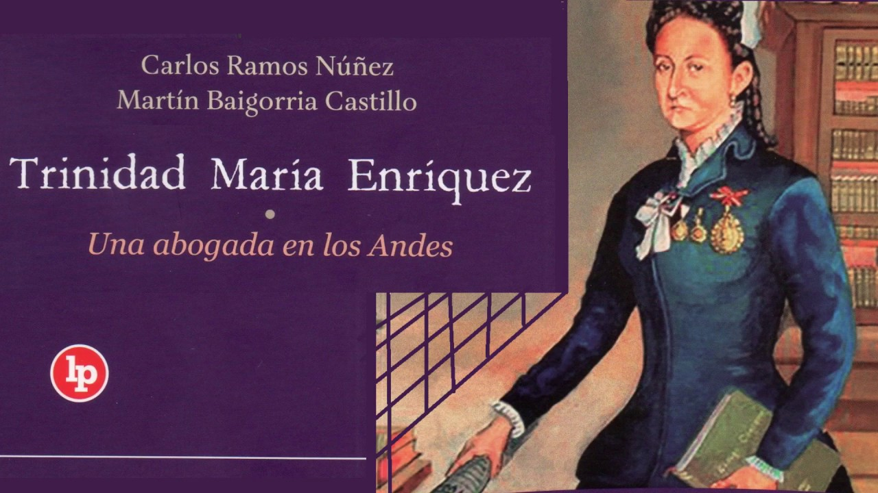 Trinidad María Enríquez por Carlos Ramos y Martín Baigorria - YouTube