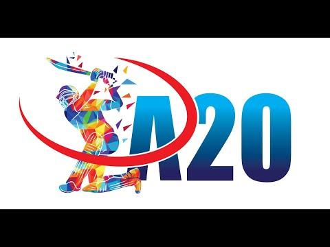 A20 CRICKET TOURNAMENT DUBAI 2021