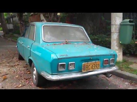 Carros Abandonados - Ford Corcel I - Parafernalia*