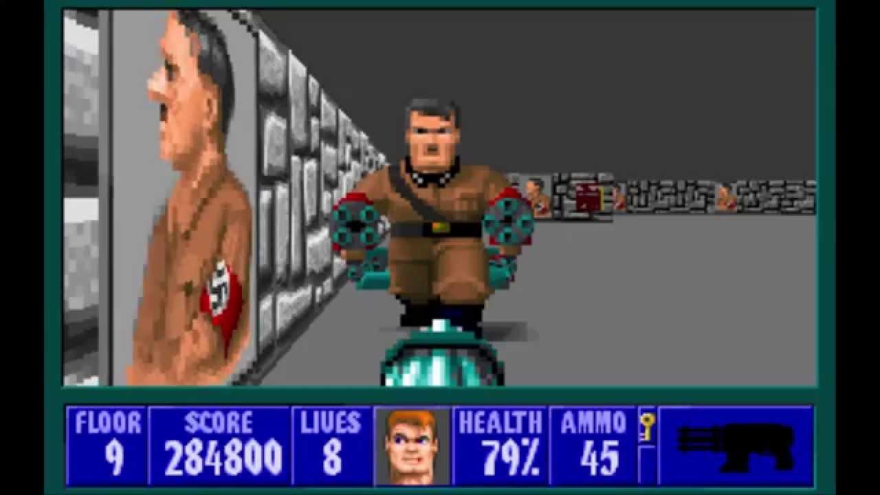 Wolfenstein 3D - 3D Realms - Firepower Matters