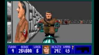 Wolfenstein 3D Trailer