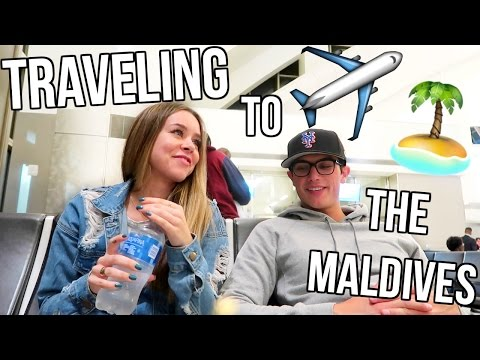 Traveling To The Maldives!