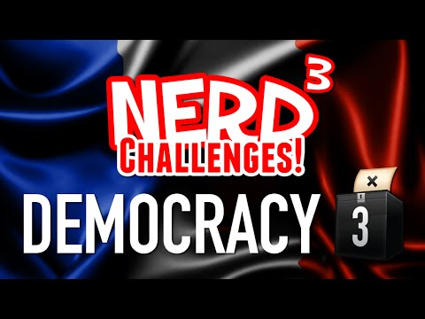 Nerd³ Challenges! Democracy 3 - The Opposite!