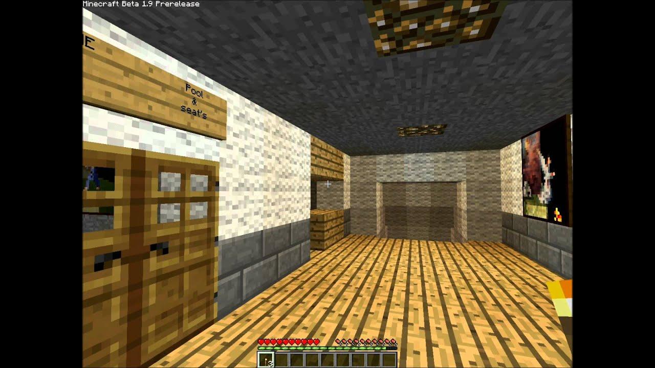 Small Hotel Minecraft