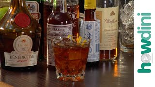How To Make A Vieux Carre Cocktail