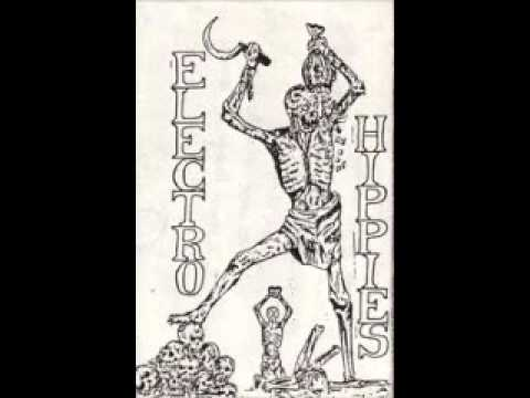 Electro Hippies - Rehearsal Tape 1986