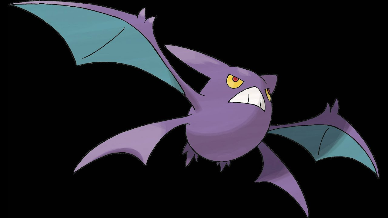 Crobat - Fastest Pokemon