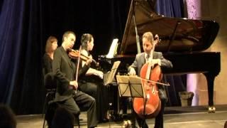 Gabriel Fauré : Trio avec piano en Ré mineur Op. 120
