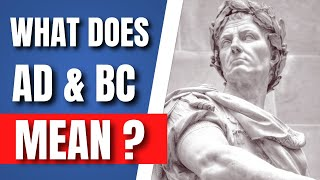 What is BC & AD (system of dating) ?