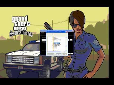 Gta San Andreas-jak Zainstalowac Mod Na Policje