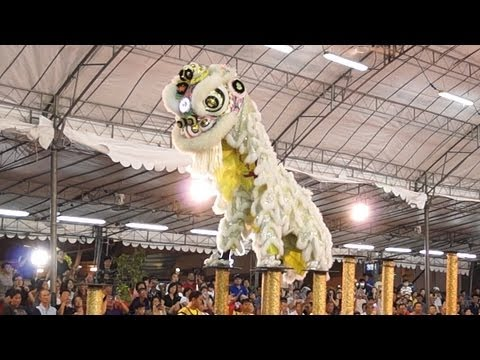 Barongsai Indonesia 印尼蘇島民禮鎮元寺龍獅團體 2013 International Lion Dance Competition 2013