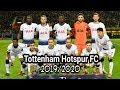 Skuad Tottenham Hotspur 2019/2020