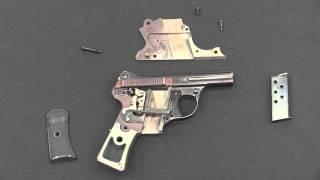 Erika 4.25mm Pistol