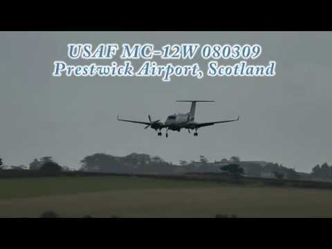 USAF MC-12W