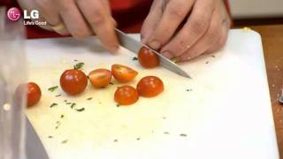 Рецепт от Алексея Зимина «Треска с помидорами»