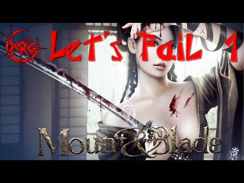Mount & Blades Warband - Gekujo - Episode 1  