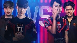 KR vs VN | 2 vs 2 | 2018 All-Star Event | Day 2 | Captain Jack & Faker vs QTV & Zeros