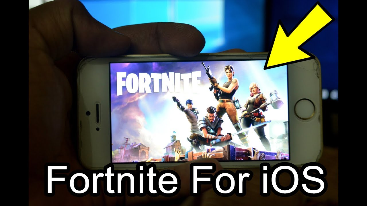 How To Download Fortnite On Ios Devices Easily Under A Minute On