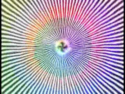 LSD Trip Simulator pt 4 multicolour acid sun