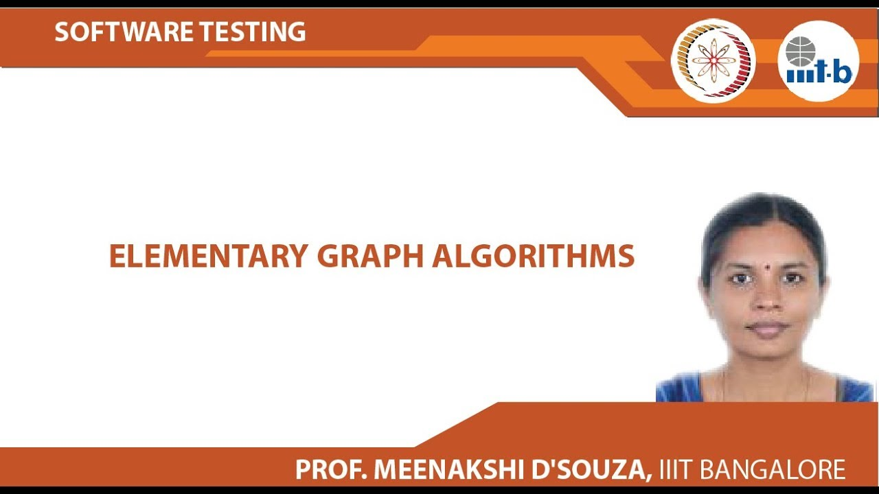 Elementary Graph Algorithms - YouTube