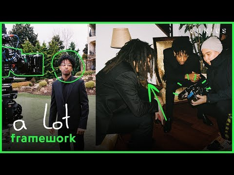 """The Making of 21 Savage's """"a lot"""" Video With Aisultan Seitov 