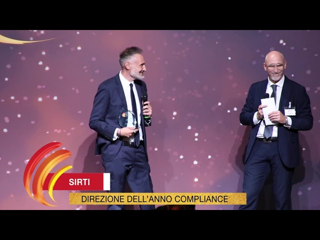 Sirti - TopLegal Corporate Counsel & Finance Awards 2021