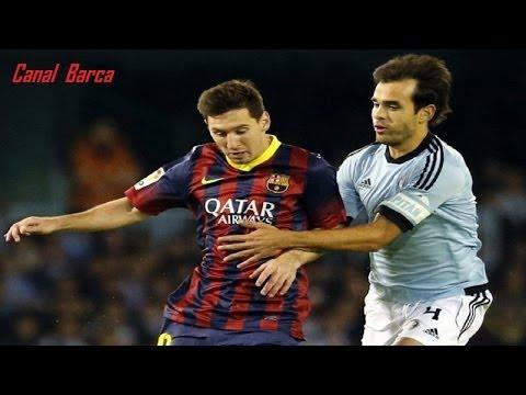 Celta Vs FC Barcelona 0-3 All Goals highlights