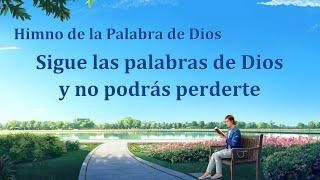 Canción cristiana | Sigue las palabras de Dios y no podrás perderte