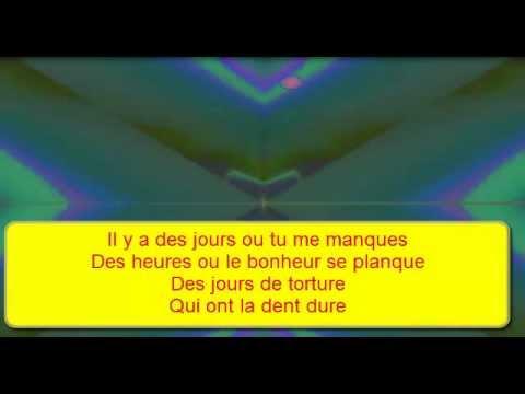 Je Descends Du Singe De Marc Lavoine Paroles Youtube