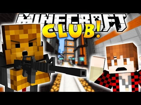 Minecraft Club - Call Of Duty Gun Mod Battle