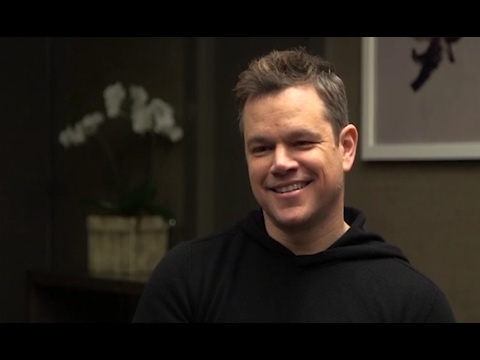 The Weekly: Matt Damon Interview