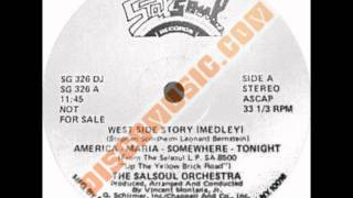 The Salsoul Orchestra Westside Story Medley.wmv