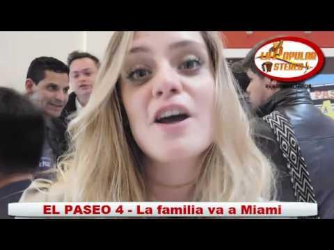 El Paseo 4 La Familia Va A Miami Youtube