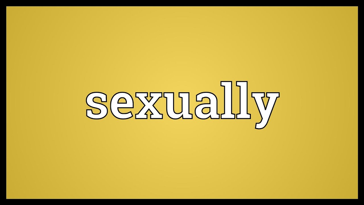 Sexually inappropriate synonym