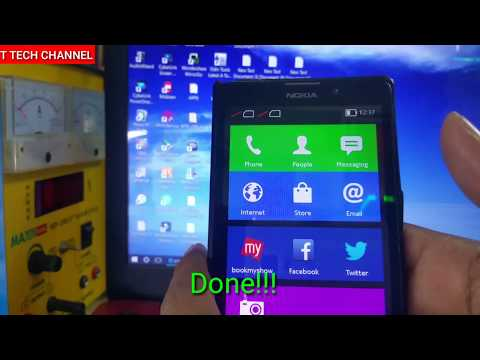 Nokia XL-Password Lock Pin.Unlock HARDRESET Without PC- Model-Rm- 1030,T TECH CHANNEL#49