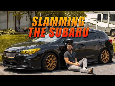 How To Install BC Racing Coilovers (2018 Subaru Impreza)